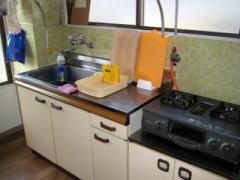 キッチン 調理場