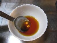 サゴシソテー タレ