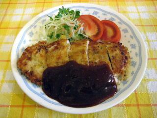 チキンカツレツ【粉末コンソメで鶏むね肉が美味しくなる!】