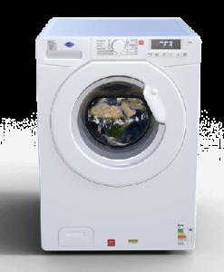 ドラム式洗濯機で時間の節約