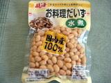 市販の大豆の水煮