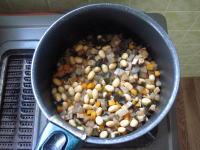 大豆の水煮の画像