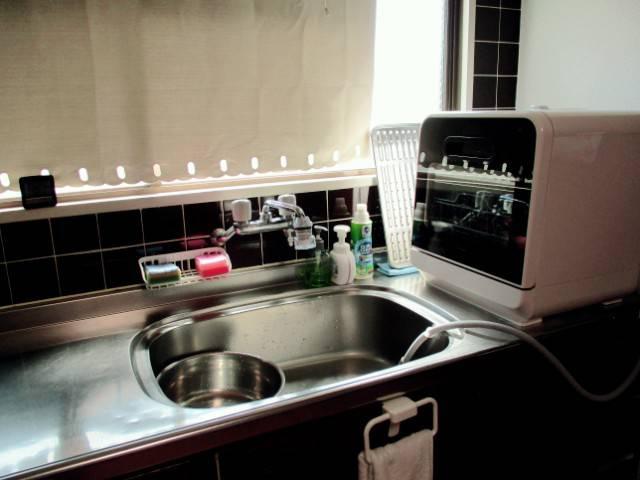 食洗機で家事する時間を短縮
