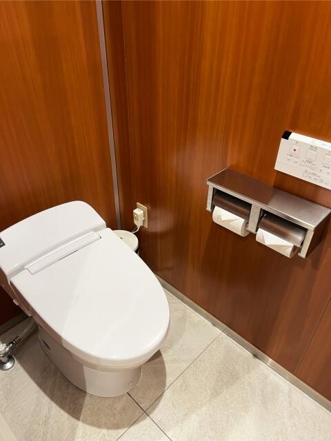 一人暮らしのトイレ