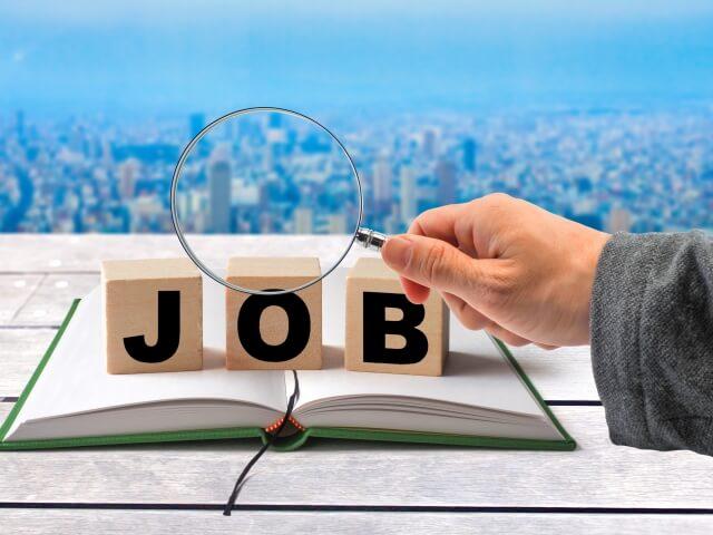ネットで仕事を探す